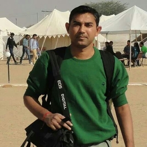 Rakesh Ranjan Travel Blogger