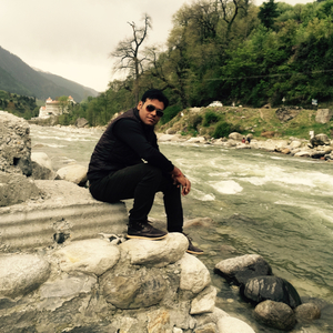 Mohit Trehan Travel Blogger
