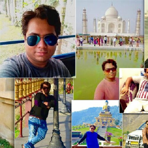 Partha Pratim Barui Travel Blogger