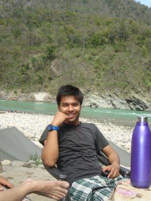 Sumit Bansal Travel Blogger