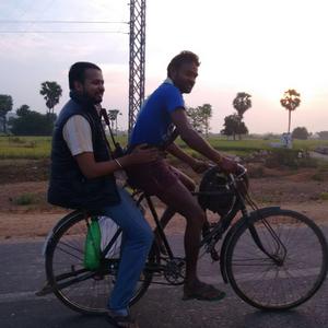 Kunal Thakur Aarakash Travel Blogger