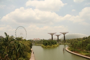 Backpacking to Singapore