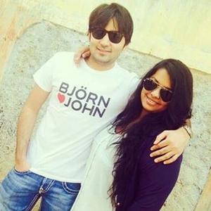 Rushina Vakharia Travel Blogger