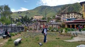 Sai Pramodh  Travel Blogger