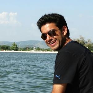 Abhishek Arora Travel Blogger