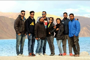 Juley: Welcome to the land of lamas- ladakh