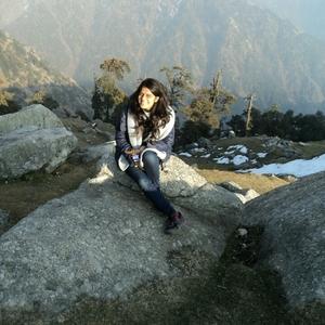 Drishti Malik Travel Blogger