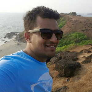 Devesh Pachchigar Travel Blogger