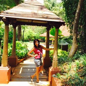 Mridula Ramadugu Travel Blogger