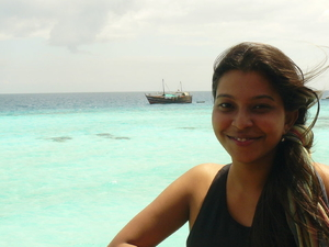 Roma Shivdasani Travel Blogger
