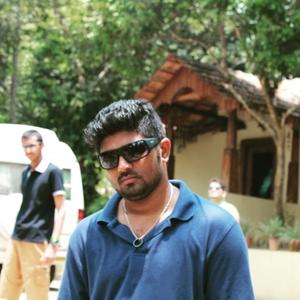 Sreerag Saradesh Travel Blogger