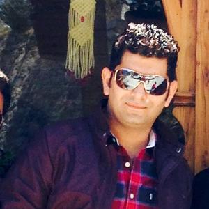 Vikas Munjal Travel Blogger