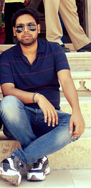 Chandra Shekhar Pandey Travel Blogger