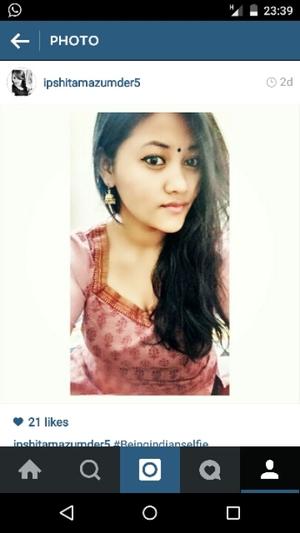 Ipshita Mazumder Travel Blogger