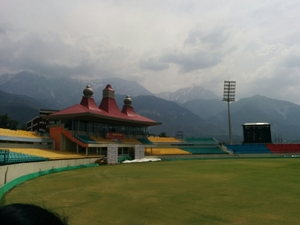 Dharamshala....Place in white mountains