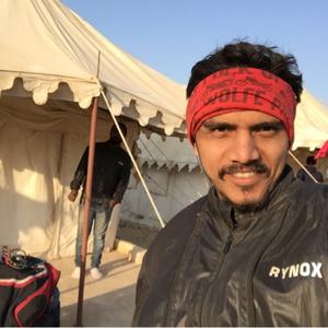 Jagdeep Mishra Travel Blogger