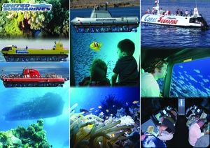 Come with new Unitedsubmarines for unrivalled underwater Exprience .Explore theMagic of Reefs, which