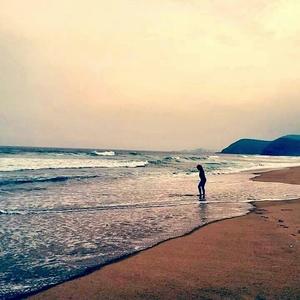 A day at the beach:Yarada