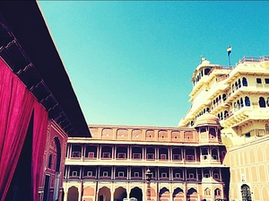 A Visit To Pink City i.e JAIPUR