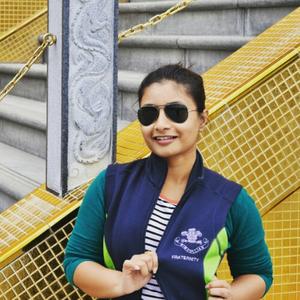 Shreya Bhargava Garg Travel Blogger