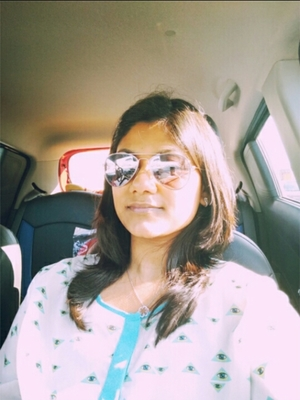 Sindhuja Nagalingam Travel Blogger