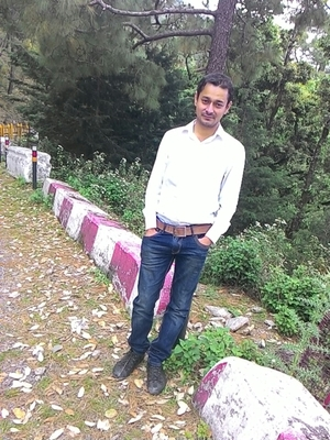 Deepak Singh Rathore Travel Blogger