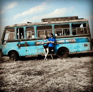 Shay Bertling Travel Blogger