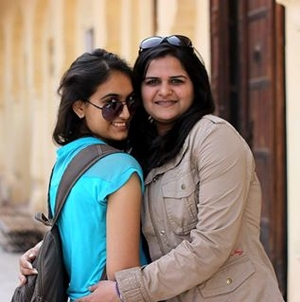 Upadhi Kokra Travel Blogger