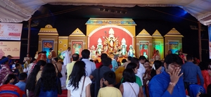 Durgapuja in Bangalore
