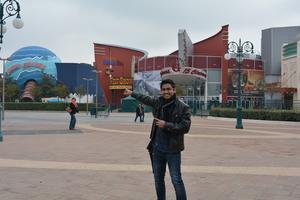 Disneyland- Destined Destination, Paris
