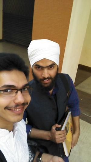 Tegbir Singh Travel Blogger