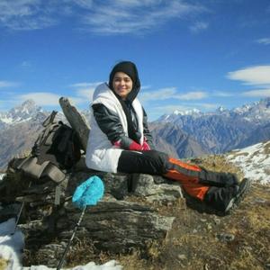 Tejasvita Singh Travel Blogger
