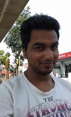 Kshitiz Bharti Travel Blogger