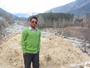 Akshay Kumar Singh Travel Blogger