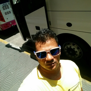 Mehul Shah Travel Blogger