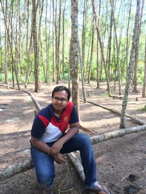 Vidur Vijayan Travel Blogger