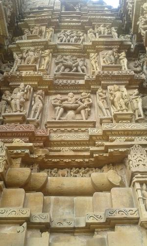 Sensuous Khajuraho