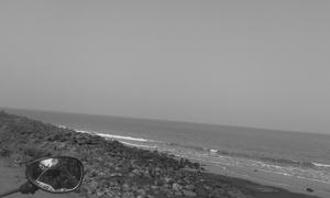 Bike trip to Velas, the turtle village