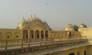 Royal Jaipur on a budget