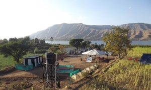 Monsoon Camping at Krishna River Camp, Enroute Panchgani