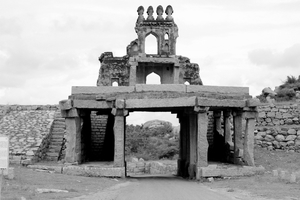 Old Meets New; The 'forgotten' city of Hampi