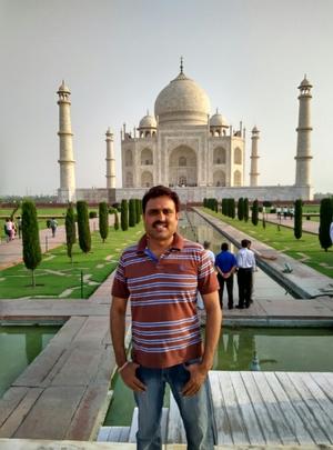 SREEDHAR ALURI Travel Blogger