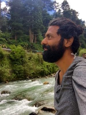 Manu Shrivastava Travel Blogger