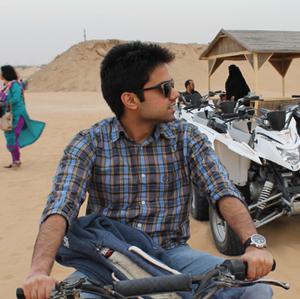 Digvijay Rajdev Travel Blogger