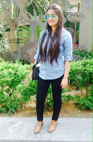 Bhawna Sati Travel Blogger