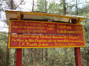 Bhutan- A sneak peek into the Himalayan Kingdom