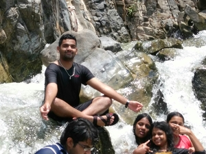bvs ram charan Travel Blogger