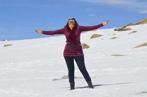 Sandhya Kannan Travel Blogger