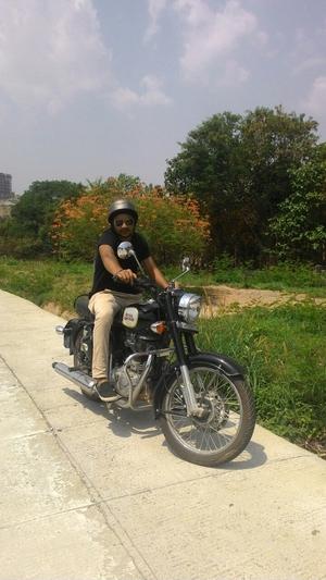 rahul sejekan Travel Blogger