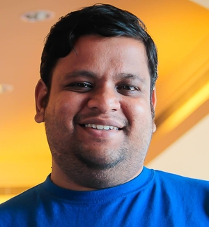 Rahul Basu Travel Blogger